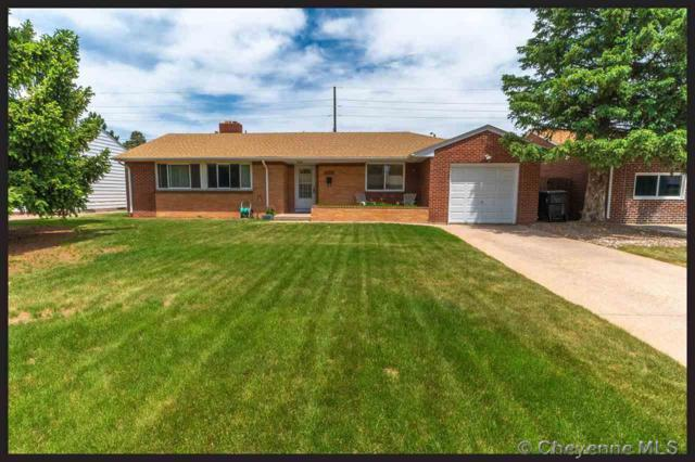 2714 Deming Blvd, Cheyenne, WY 82001 (MLS #71915) :: RE/MAX Capitol Properties