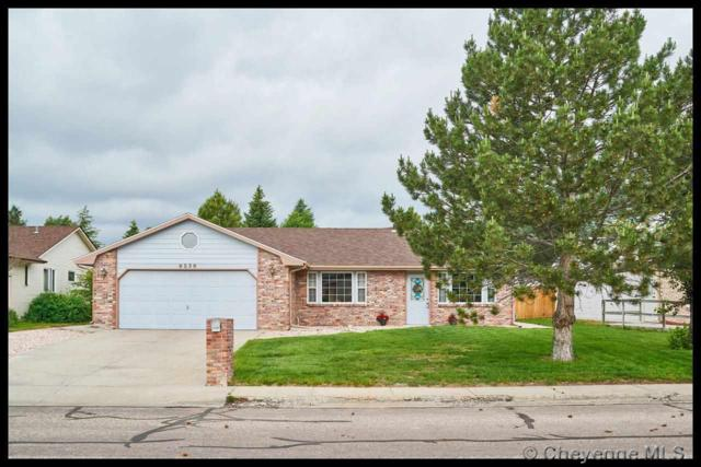 6236 Pawnee Ave, Cheyenne, WY 82009 (MLS #71952) :: RE/MAX Capitol Properties