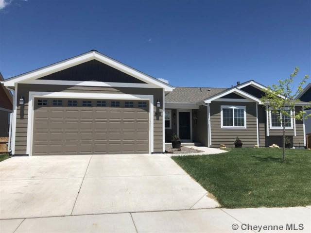 610 Peach St, Cheyenne, WY 82007 (MLS #72090) :: RE/MAX Capitol Properties