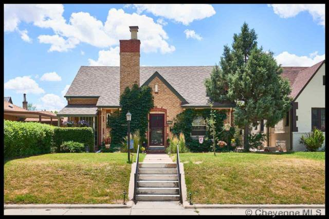 319 W 1ST AVE, Cheyenne, WY 82001 (MLS #72227) :: RE/MAX Capitol Properties