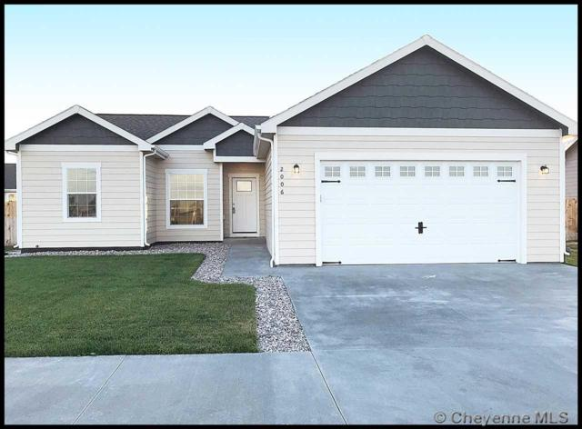 2006 Carob Ave, Cheyenne, WY 82001 (MLS #72351) :: RE/MAX Capitol Properties