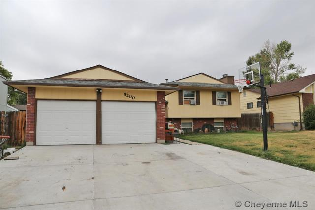 5200 Bowie Dr, Cheyenne, WY 82009 (MLS #72373) :: RE/MAX Capitol Properties