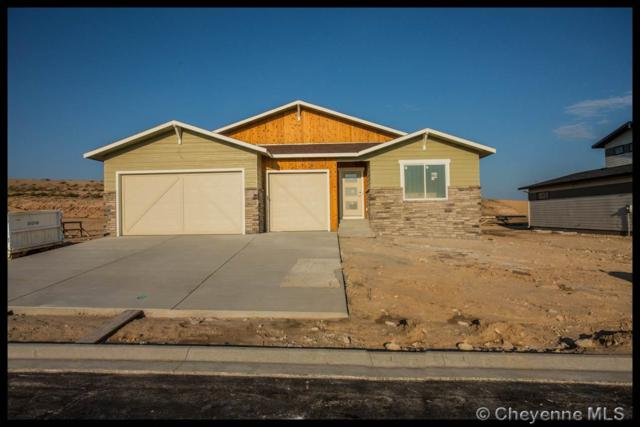 3909 Red Feather Tr, Cheyenne, WY 82001 (MLS #72420) :: RE/MAX Capitol Properties