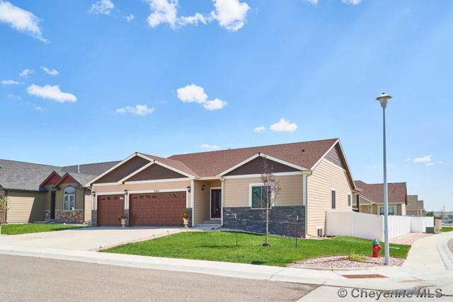 3814 Blue Sage Rd, Cheyenne, WY 82001 (MLS #72450) :: RE/MAX Capitol Properties