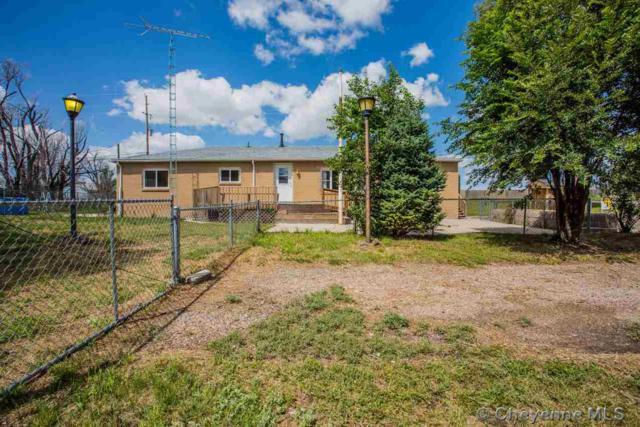 109 Murray Rd, Cheyenne, WY 82007 (MLS #72454) :: RE/MAX Capitol Properties