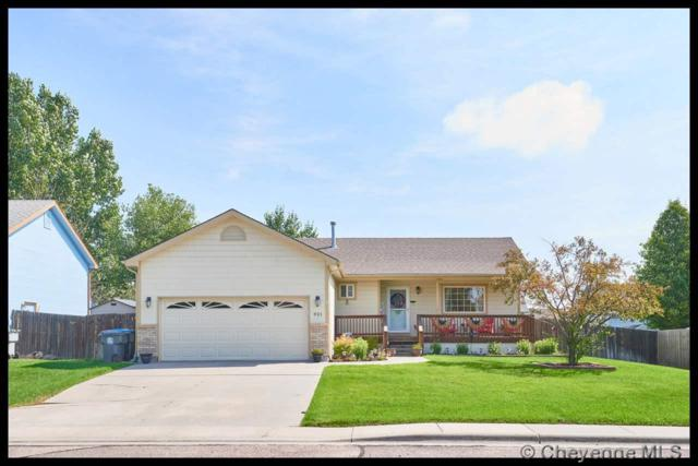 821 Morningside Dr, Cheyenne, WY 82001 (MLS #72499) :: RE/MAX Capitol Properties