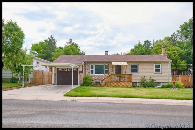 916 Kingham Dr, Cheyenne, WY 82001 (MLS #72500) :: RE/MAX Capitol Properties
