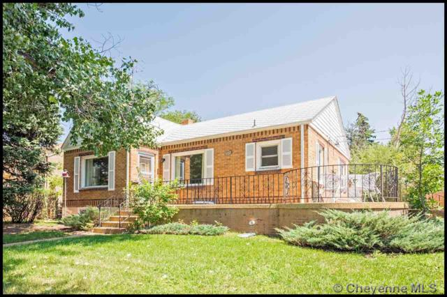 3315 Central Ave, Cheyenne, WY 82001 (MLS #72553) :: RE/MAX Capitol Properties