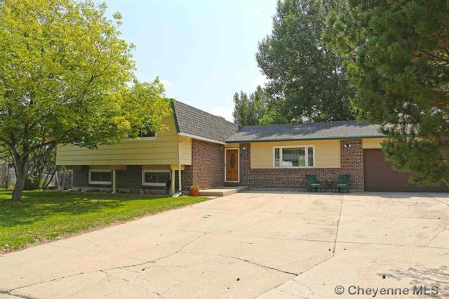112 King Arthur Ct, Cheyenne, WY 82009 (MLS #72596) :: RE/MAX Capitol Properties