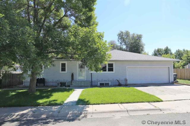 911 Kingham Dr, Cheyenne, WY 82009 (MLS #72760) :: RE/MAX Capitol Properties