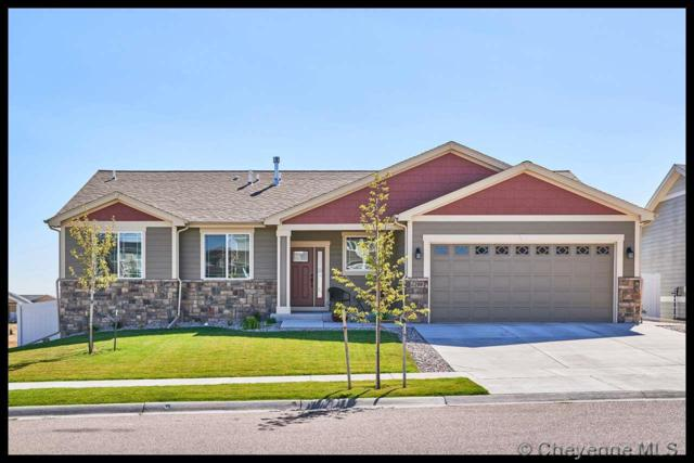 1325 Jessi Dr, Cheyenne, WY 82009 (MLS #72804) :: RE/MAX Capitol Properties