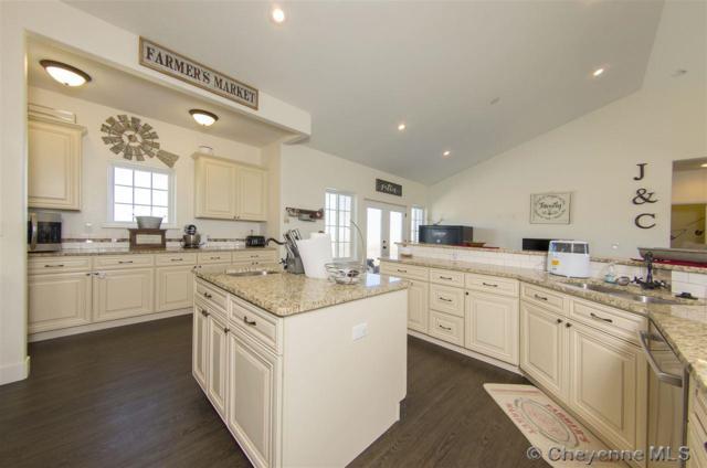 694 Jaymers Ln, Granite Canon, WY 82059 (MLS #72924) :: RE/MAX Capitol Properties