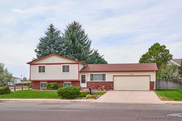 4810 Mountain Rd, Cheyenne, WY 82001 (MLS #73255) :: RE/MAX Capitol Properties