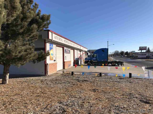 212 W 5TH ST B,C, Cheyenne, WY 82001 (MLS #73264) :: RE/MAX Capitol Properties