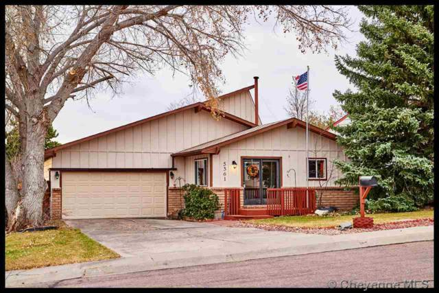5361 Kennedy Dr, Cheyenne, WY 82001 (MLS #73357) :: RE/MAX Capitol Properties