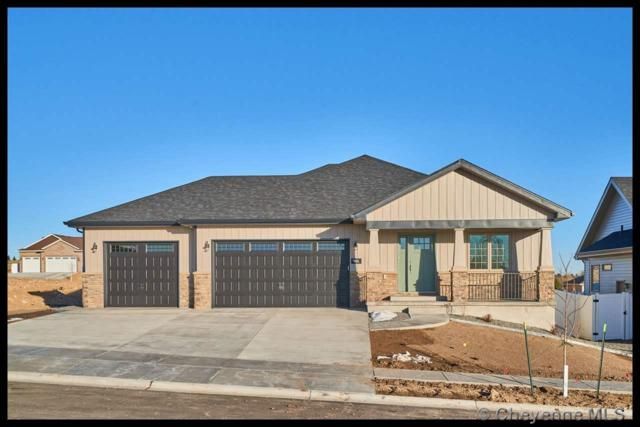 5801 Point Bluff, Cheyenne, WY 82009 (MLS #73394) :: RE/MAX Capitol Properties