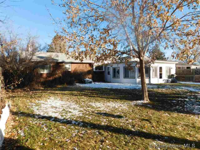 1308 Monroe Ave, Cheyenne, WY 82001 (MLS #73450) :: RE/MAX Capitol Properties
