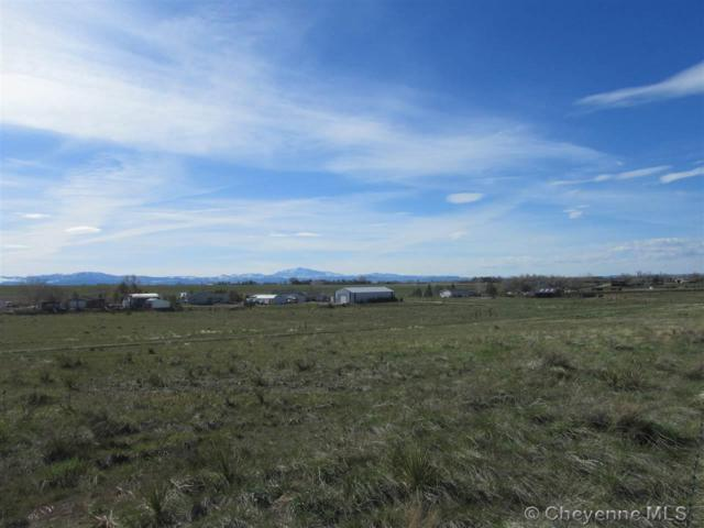 Lot 6 Jackrabbit Rd, Wheatland, WY 82201 (MLS #73556) :: RE/MAX Capitol Properties