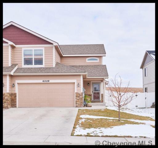 4009 Gunsmoke Rd, Cheyenne, WY 82009 (MLS #73601) :: RE/MAX Capitol Properties