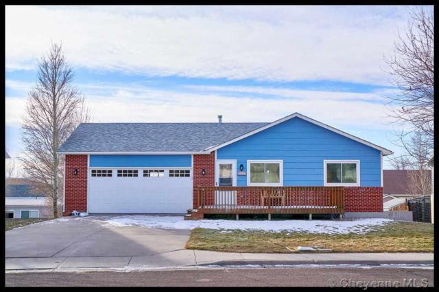 4909 Phoenix Dr, Cheyenne, WY 82001 (MLS #73626) :: RE/MAX Capitol Properties