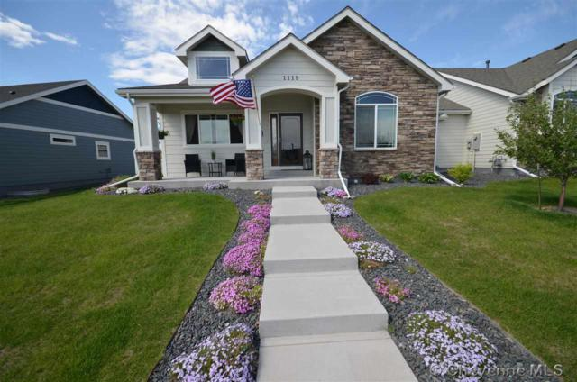 1119 Gardenia Dr, Cheyenne, WY 82009 (MLS #73633) :: RE/MAX Capitol Properties