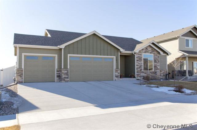 3601 Thomas Rd, Cheyenne, WY 82009 (MLS #73808) :: RE/MAX Capitol Properties