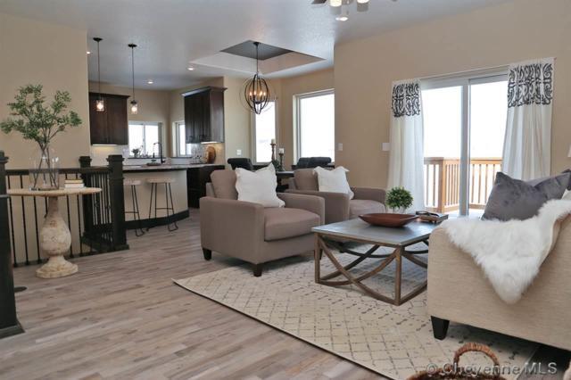 584 Chimney Rock Loop, Cheyenne, WY 82009 (MLS #74128) :: RE/MAX Capitol Properties