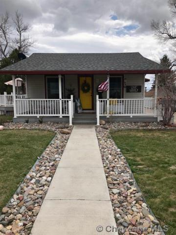 555 E Oak St, Wheatland, WY 82201 (MLS #74138) :: RE/MAX Capitol Properties
