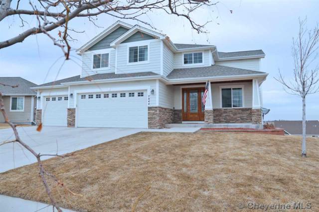 7444 Huntz Dr, Cheyenne, WY 82009 (MLS #74188) :: RE/MAX Capitol Properties