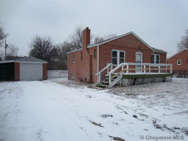 5608 Sunset Dr, Cheyenne, WY 82009 (MLS #74259) :: RE/MAX Capitol Properties