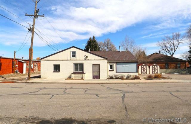 1307 Crook Ave, Cheyenne, WY 82001 (MLS #74306) :: RE/MAX Capitol Properties