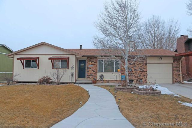 5020 Point Bluff, Cheyenne, WY 82009 (MLS #74371) :: RE/MAX Capitol Properties