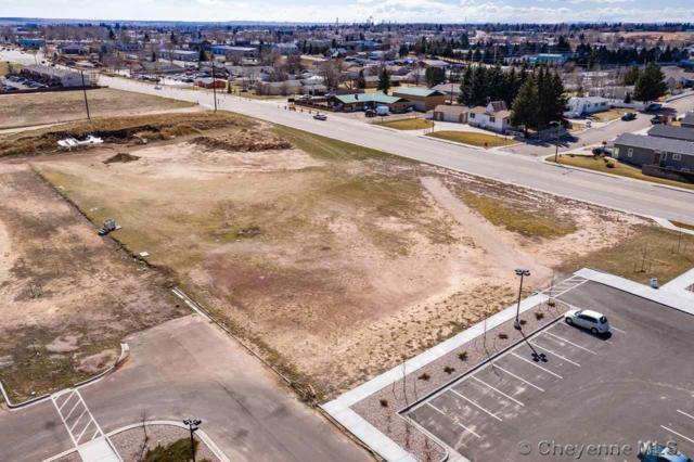 Block 1 Lot 4ab Laramie St, Cheyenne, WY 82001 (MLS #74394) :: RE/MAX Capitol Properties