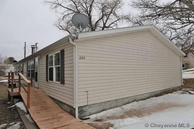 225 4TH AVE, Albin, WY 82050 (MLS #74427) :: RE/MAX Capitol Properties