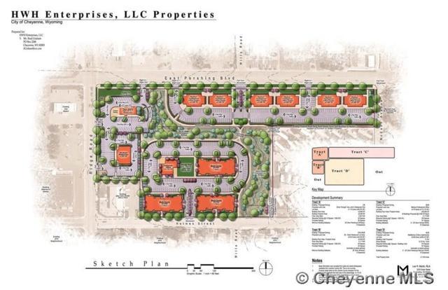 Lot 4 Block 1 Holmes St, Cheyenne, WY 82001 (MLS #74452) :: RE/MAX Capitol Properties