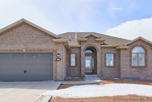 1551 Scenic Ridge Dr, Cheyenne, WY 82009 (MLS #74529) :: RE/MAX Capitol Properties