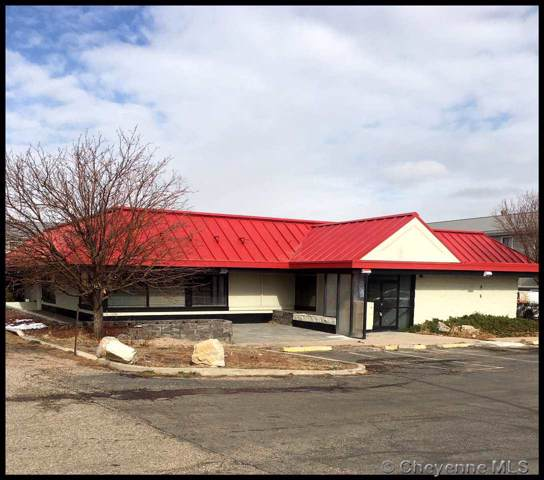 2414 W Lincolnway, Cheyenne, WY  (MLS #74630) :: RE/MAX Capitol Properties