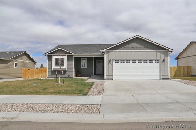 604 Grape St, Cheyenne, WY 82007 (MLS #74671) :: RE/MAX Capitol Properties