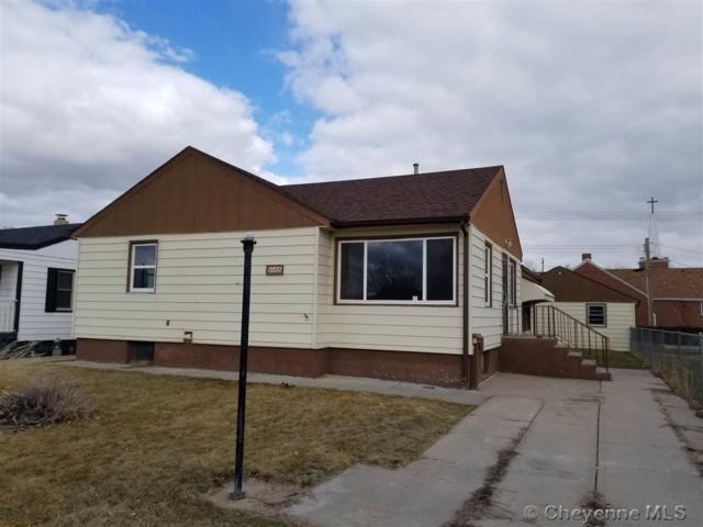 2109 E D St, Torrington, WY 82240 (MLS #74693) :: RE/MAX Capitol Properties