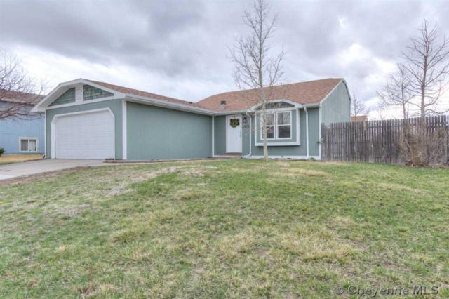 2208 Neal Ave, Cheyenne, WY 82007 (MLS #74708) :: RE/MAX Capitol Properties