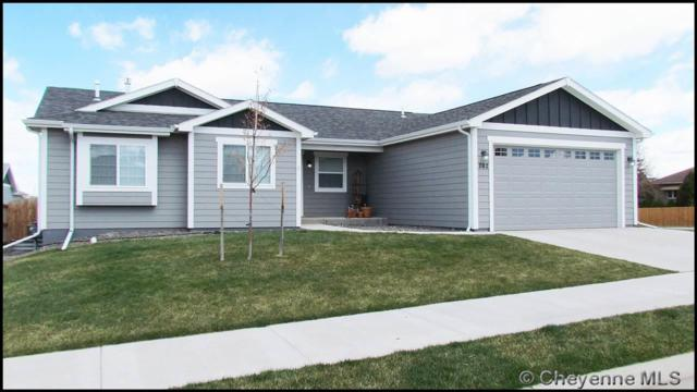 702 Citrus St, Cheyenne, WY 82007 (MLS #74734) :: RE/MAX Capitol Properties