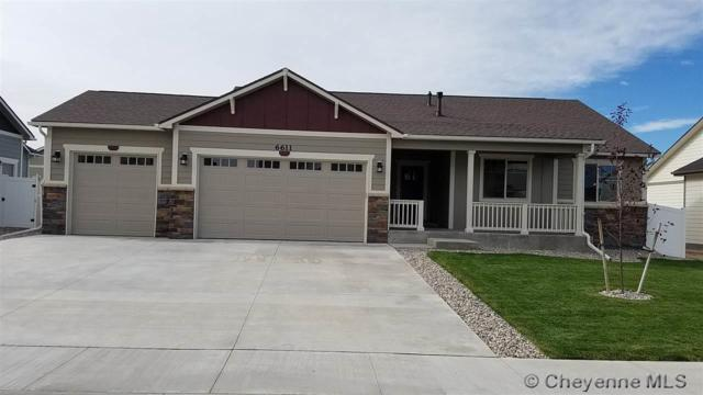 3707 Sowell St, Cheyenne, WY 82009 (MLS #74754) :: RE/MAX Capitol Properties
