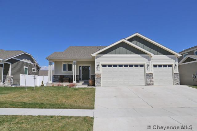 3624 Sowell St, Cheyenne, WY 82009 (MLS #74762) :: RE/MAX Capitol Properties