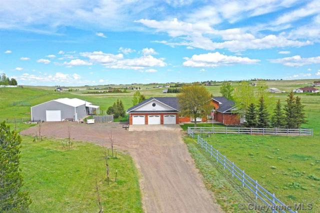11021 Coonrod Rd, Cheyenne, WY 82009 (MLS #75097) :: RE/MAX Capitol Properties