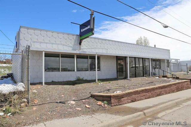 1205 Dunn Ave, Cheyenne, WY 82001 (MLS #75101) :: RE/MAX Capitol Properties