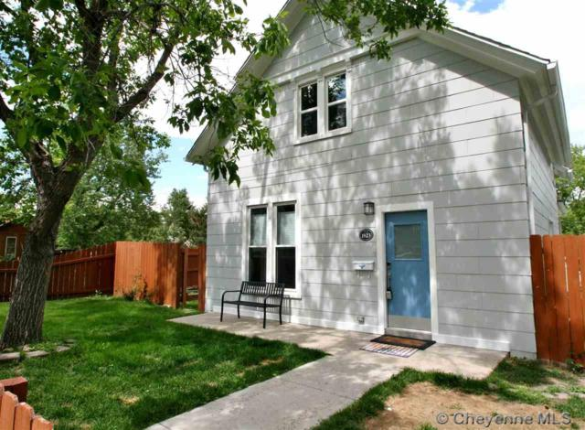 1823 Russell Ave, Cheyenne, WY 82001 (MLS #75259) :: RE/MAX Capitol Properties
