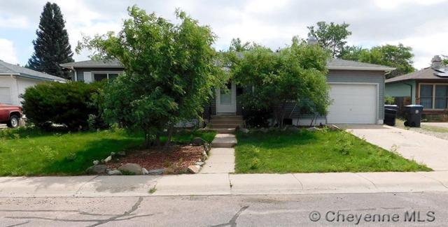 905 Mcgovern Ave, Cheyenne, WY 82001 (MLS #75310) :: RE/MAX Capitol Properties