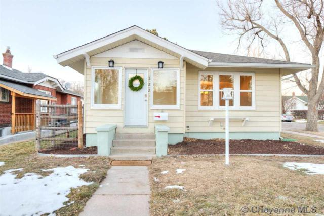 222 E 5TH AVE, Cheyenne, WY 82009 (MLS #75329) :: RE/MAX Capitol Properties