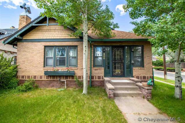 400 W Pershing Blvd, Cheyenne, WY 82001 (MLS #75333) :: RE/MAX Capitol Properties