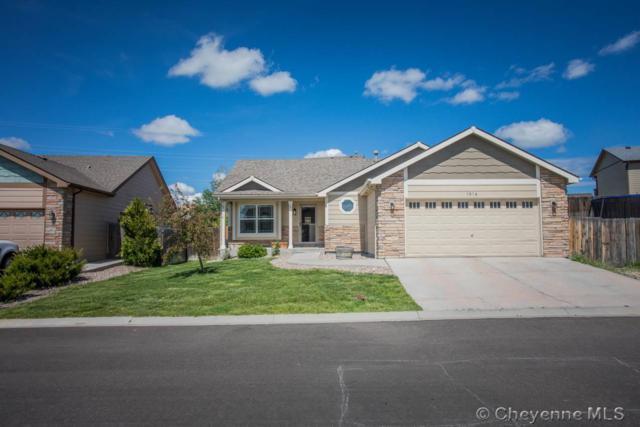 1016 Melody Ln, Cheyenne, WY 82007 (MLS #75360) :: RE/MAX Capitol Properties